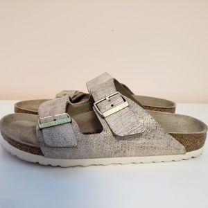 933f1017d7a Birkenstock Shoes - Birkenstock Arizona Naturleder